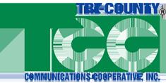Tri-County Communications Cooperative Logo